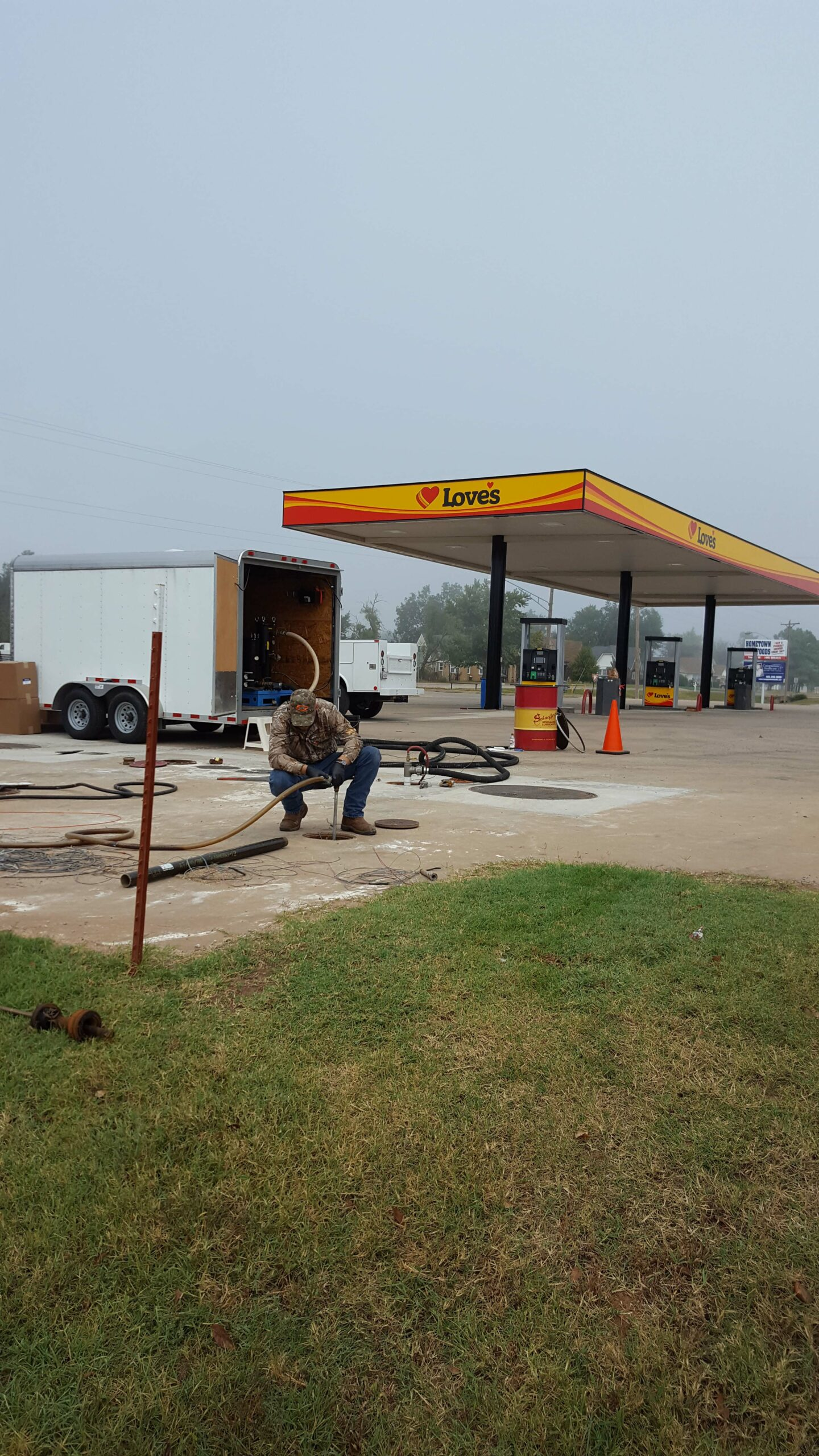 Tank Fuel Solutions - Oklahoma fuel tank cleaning company